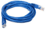 UTP Cable Blue