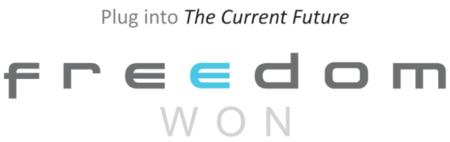 Freedom Won Logo