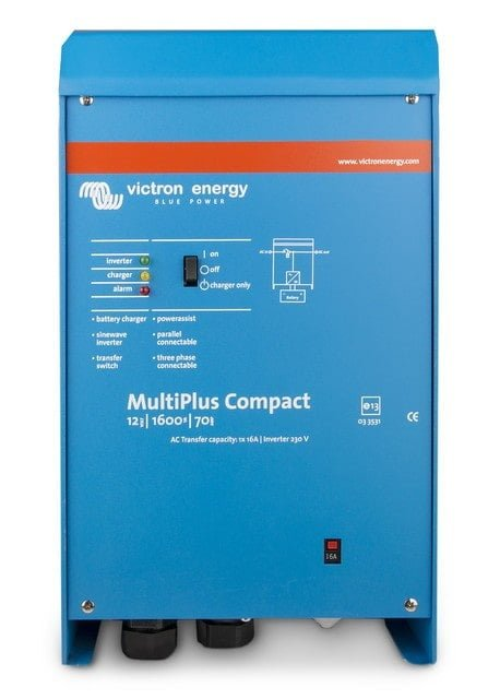Victron MultiPlus 1,6KVA