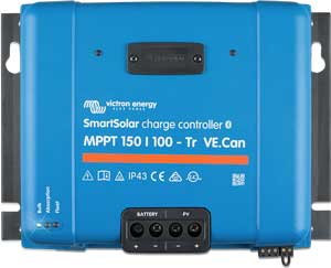 Victron SmartSolar MPPT 150-100 TR Can Bus