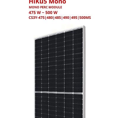 Canadian Mono Solar Panel